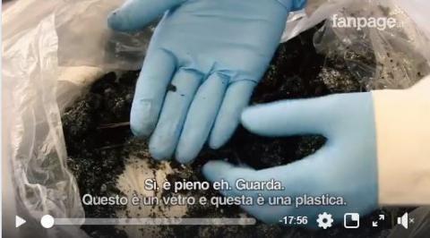 inquinamento per riversamento di rifiuti in Veneto